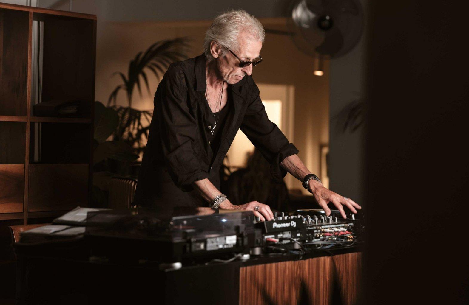 Hans Havenaar 'The Dutch Touch' returns on the decks